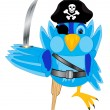 Постер, плакат: Sparrow pirate