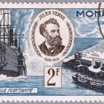 ������, ������: Portrait of Jules Verne