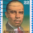 Portrait of James Weldon Johnson — Stock Photo