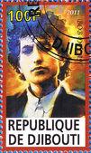 Bob Dylan — Stock Photo