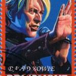 Постер, плакат: David Bowie