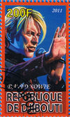 David Bowie — Stock Photo