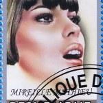 Постер, плакат: Mireille Mathieu
