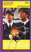The Beatles — Stock Photo