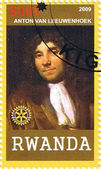 Antonie van Leeuwenhoek — Stock Photo