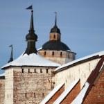 Kirillo-Belozersky monastery — Stock Photo #2763810