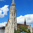 Matthias Church at Buda Castle, Budapest — Stock Photo #12895366
