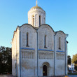 ST. DEMETRIUS CATHEDRAL AT VLADIMIR — Stock Photo