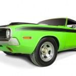 Постер, плакат: Dodge Challenger 1970