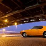 Постер, плакат: Pontiac GTO 1970