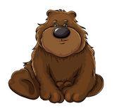 Vektor björn — Stockvektor