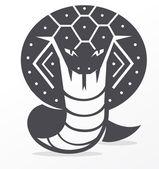 Cobra — Stock Vector