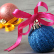 Christmas baubles — Stock Photo #18596571
