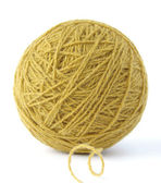 Wool skein — Stock Photo
