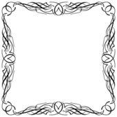 书法框 — 图库矢量图片