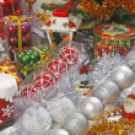 Christmas decorations — Stock Photo #1116583