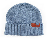 Modern knitted woolen hat — Stock Photo