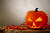 Halloween pumpkin — Photo