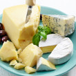 Foto Stock: Cheese plate
