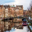 Leiden city, Netherlands — Stock Photo #16418677