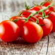 Fresh tomatoes — Stock Photo #17397889
