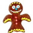 Funny gingerbread - Stock Photo