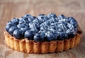 Gâteau aux bleuets — Photo