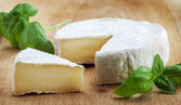 Camembert käse — Stockfoto