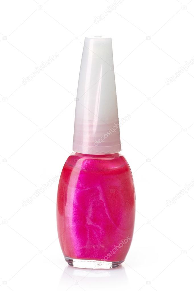 Nail polish bottle — Stock Photo © magone #25352397