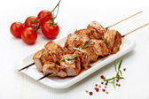 Grilled meat — Foto de Stock
