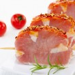 Fresh raw pork meat — Stock Photo