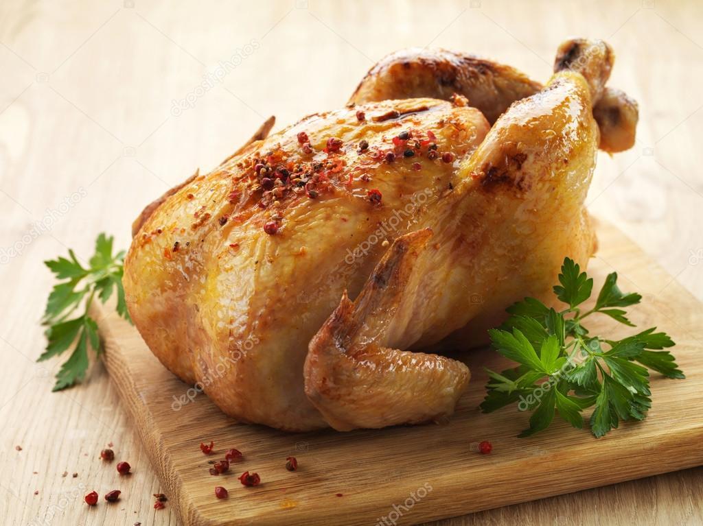 Download - Roast chicken — Stock Image #33054833