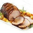 Roasted pork — Stock Photo #34696129