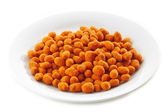 Spicy nuts — Stock Photo