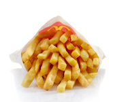 McDonald's French fries — Stock Photo