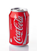 Can of Coca-Cola — Stock Photo