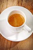 Espresso coffee — Stock Photo