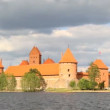 Castle of Trakai, Lithuania — Stock Video