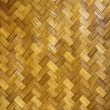 Traditional thatch mat — Stock Photo