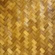 Traditional thatch mat - Stock Photo