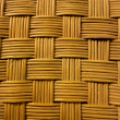 Stock Photo: Bamboo craft texture, simple design