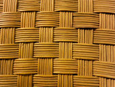 Bamboo craft texture, simple design — Stock Photo