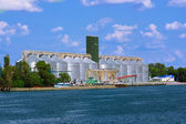 Agricultural berth — Stock Photo