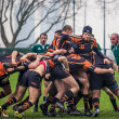 Attack in Rugby - Stock Photo