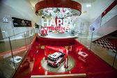 гоночный автомобиль себастьян лоэб — Стоковое фото