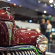 Salon RetroMobile 2013 - Stock Photo