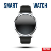 Smart design example wrist watch. — Stock Vector