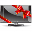 Royalty-Free Stock  : LCD TV