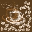 Coffee — Stock Vector #16349553