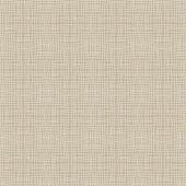 Seamless beige fabric texture — Stock Vector